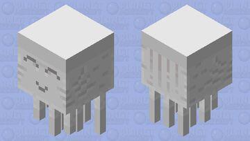 Happy Ghast Minecraft Mob Skin