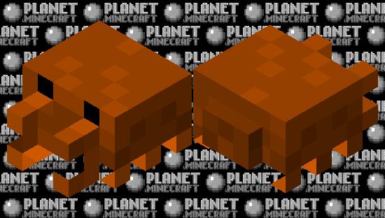 endermite crab Minecraft Skin
