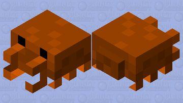 endermite crab Minecraft Mob Skin