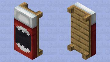 Monster Bed (Vanilla Styled) Minecraft Mob Skin