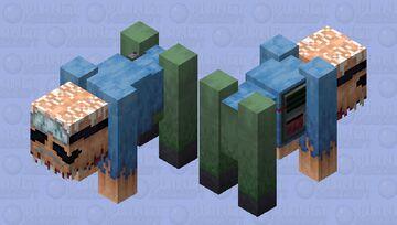 Scientific Creature - Contest Entry Minecraft Mob Skin