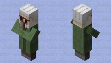 Iron Man Minecraft Mob Skin