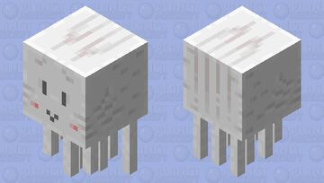Happy Ghast :> Minecraft Mob Skin