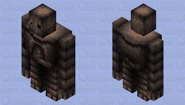 iron giant Minecraft Mob Skin