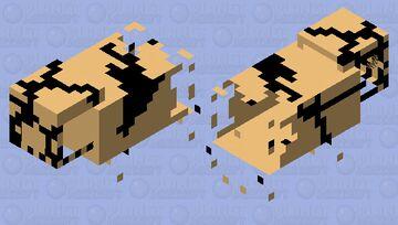 cracked spirit pig Minecraft Mob Skin