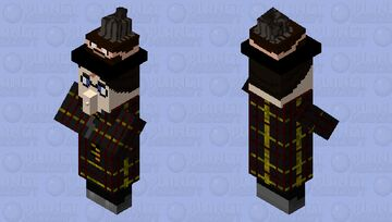 harry potter is a wizard Minecraft Mob Skin
