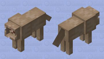 Demodog Minecraft Mob Skin