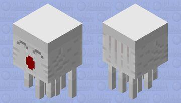 Happy Ghast (Shooting) Minecraft Mob Skin