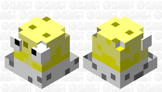 Eggler (Bugsnax) Minecraft Skin