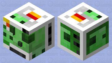 Vinyl figure Minecraft Mob Skin