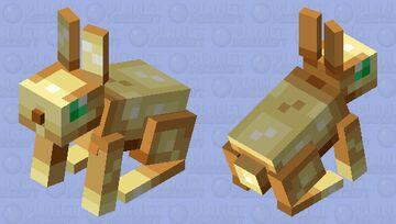Bunnyrabbit of Undying Minecraft Mob Skin