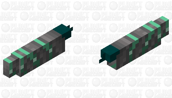 Glow-Orthoceride/dead/just the shell/ver. 2 Minecraft Skin