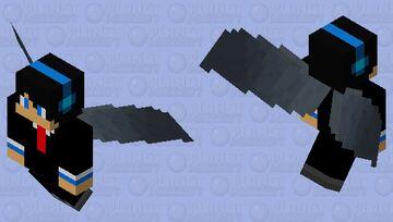 Flying Boy Minecraft Mob Skin