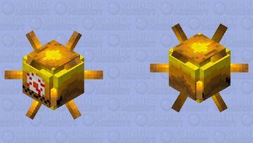 Elder Blaze (Read Desc For Story) Minecraft Mob Skin