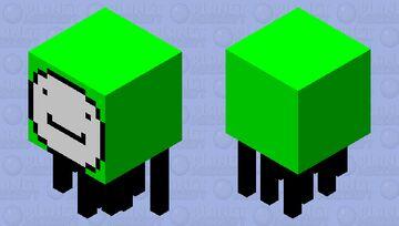 Dream Ghast Skin Minecraft Mob Skin
