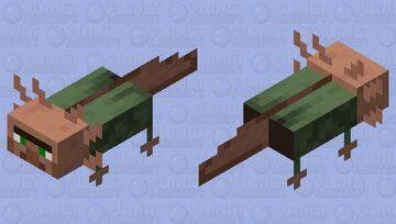 Sea Villager (Variant) Nitwit Minecraft Mob Skin