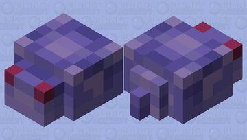 Endermite retexture Minecraft Mob Skin