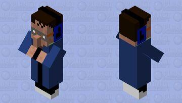 My pal Alex Minecraft Mob Skin