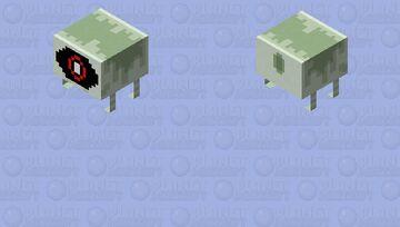 Houseman baby ghast/shooting Minecraft Mob Skin