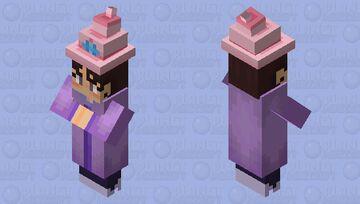 Good Witch Minecraft Mob Skin