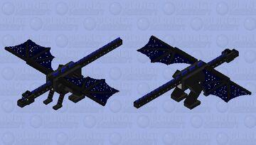 My Wings Of Fire OC, Waveseeker Minecraft Mob Skin