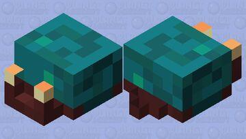 snail / warped Minecraft Mob Skin