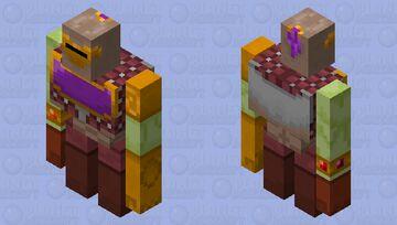 Sand Kingdom: Undead Brute Minecraft Mob Skin