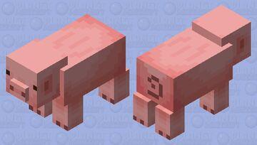 Jellatin - Pig Minecraft Mob Skin