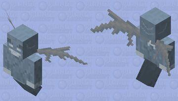 old vex Minecraft Mob Skin