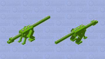 Dinosaur Minecraft Mob Skin