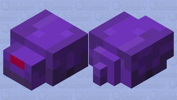 Endermite Reshade Minecraft Mob Skin