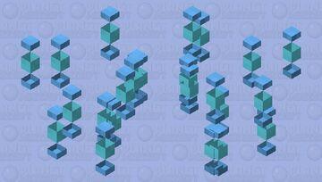 נυиgℓє ωιℓℓ'σ' ωιѕρѕ Minecraft Mob Skin