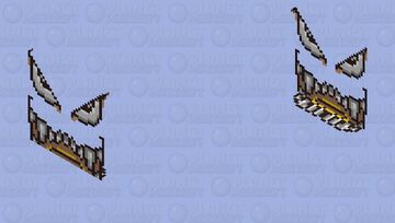 Earthbound - Boogey Tent Minecraft Mob Skin
