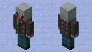 Vindicator.exe Minecraft Mob Skin