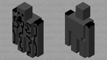 mr. golem dude Minecraft Mob Skin