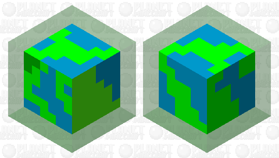 Planet minecraft with ozone layer Minecraft Skin
