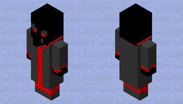 Dark Evoker Minecraft Mob Skin