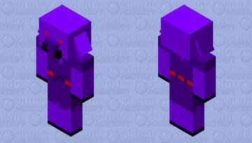 Void Piglin Minecraft Mob Skin