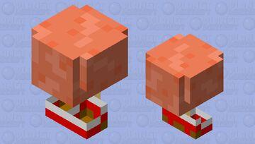 Drip KFC Minecraft Mob Skin