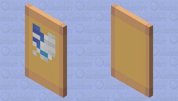 attack on titan cape (popular reel! 🌠) Minecraft Mob Skin