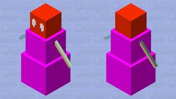 Puyo puyo golemm Minecraft Mob Skin