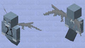 e1 Minecraft Mob Skin
