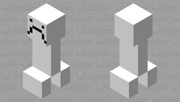 billy creeper Minecraft Mob Skin