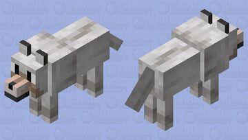 cuter untamed wolfgang Minecraft Mob Skin