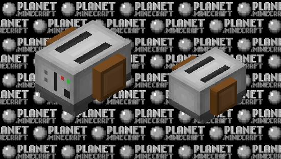 Toaster Minecraft Skin