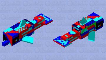 nova dolphin Minecraft Mob Skin