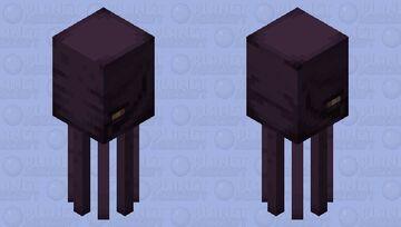 End Kraken Minecraft Mob Skin
