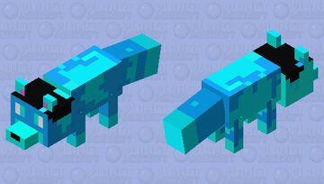 Waterfox Minecraft Mob Skin