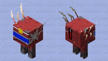 strider tech Minecraft Mob Skin