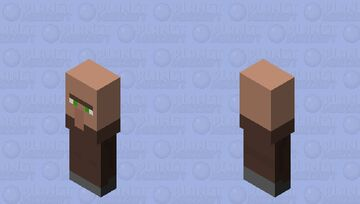 why, just why? Minecraft Mob Skin